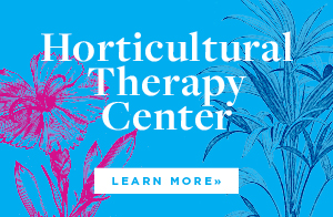 Horticultural Therapy Center learn more image