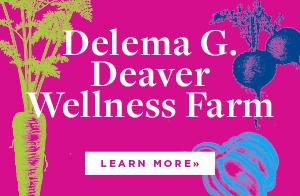 Delema G. Deaver Wellness Farm learn more image
