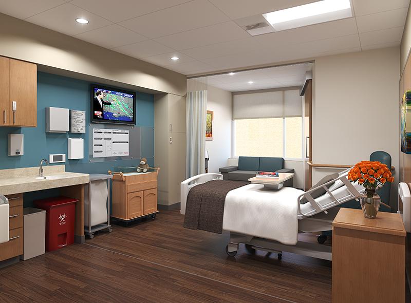 Bryn Mawr Hospital Renovation And Modernization Main